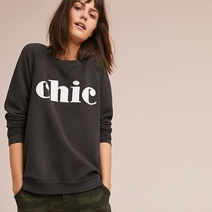 Anthropologie x Sol Angeles Graphic Sweatshirt